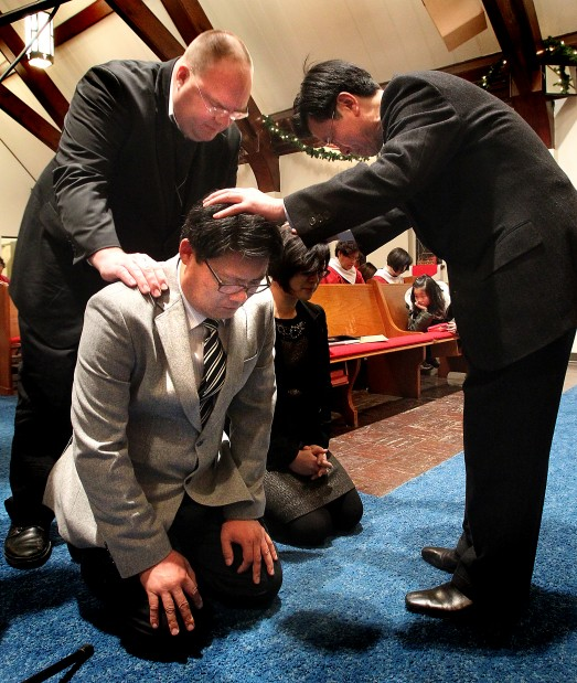 how to become an ordained pastor