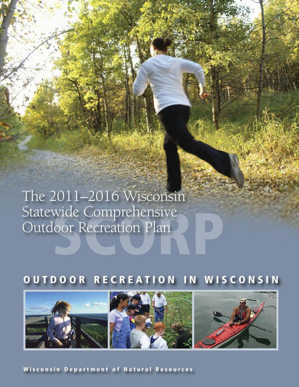 DNR 2011-16 comprehensive outdoor recreation plan