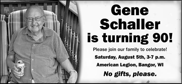 Gene Schaller