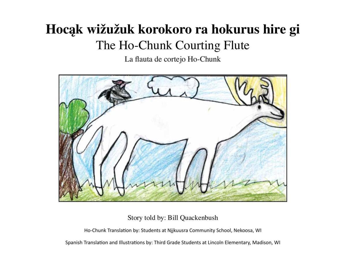 Ho-Chunk children's book