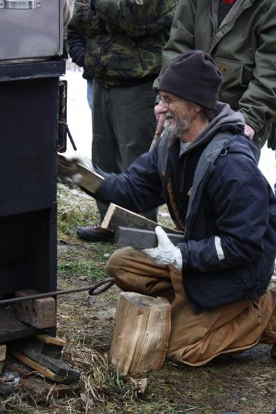 Maple syrup operation gives tour to the public