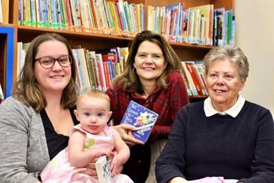 'Books for Babies' program