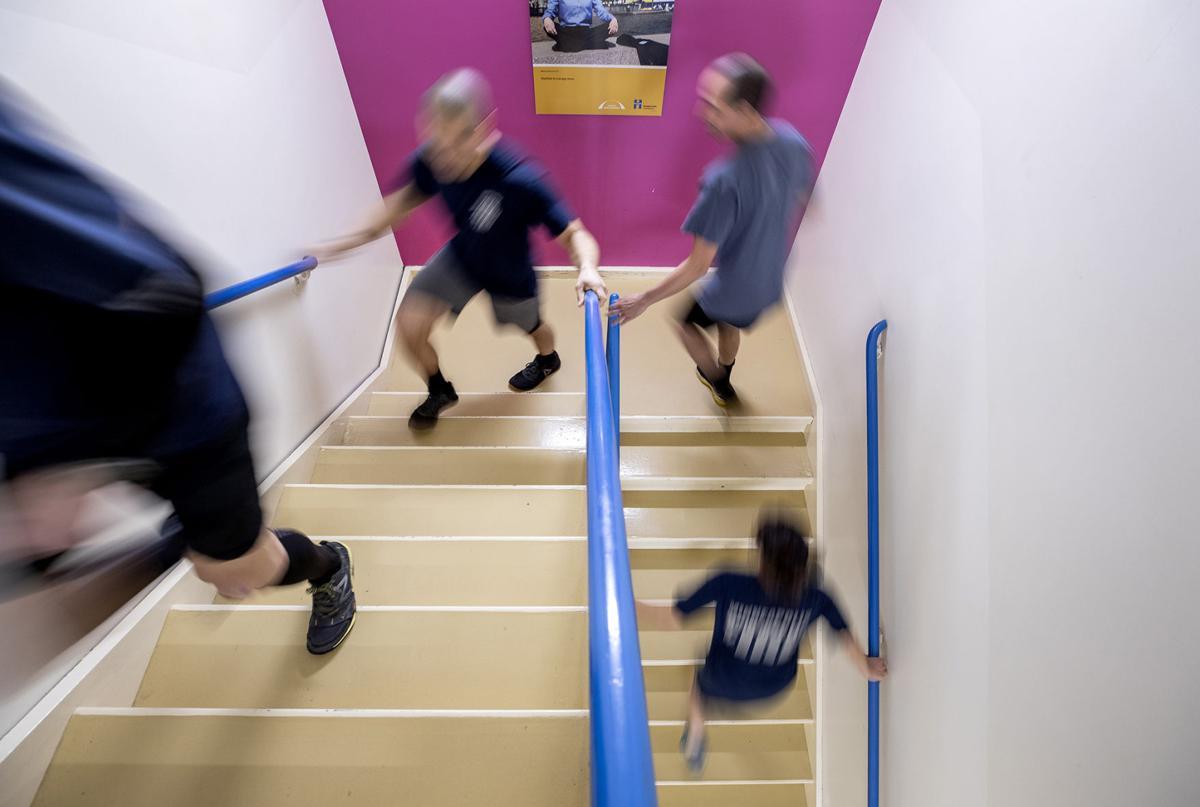 Stair climbers