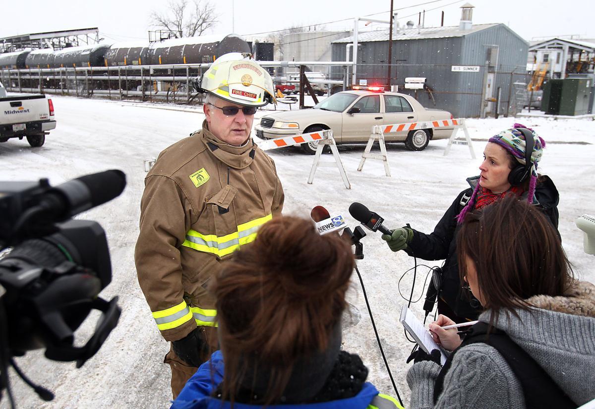 La Crosse Fire Chief Gregg Cleveland to retire in June