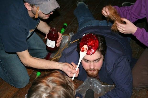 zombie film