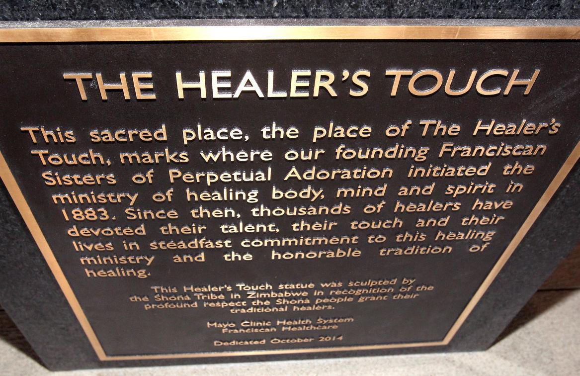 Healer's Sculpture 2
