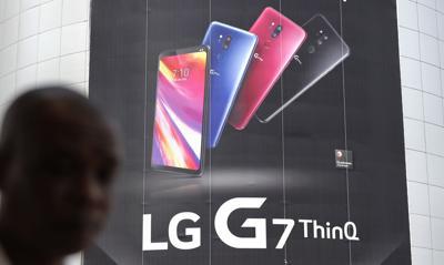 South Korea LG Mobiles