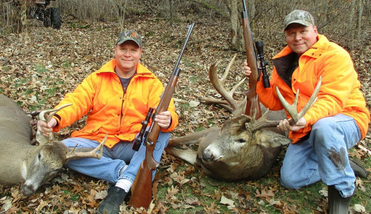 Twin hunters