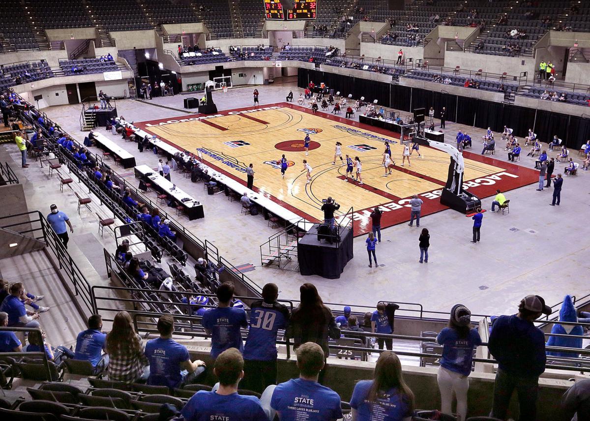 State basketball tournament begins