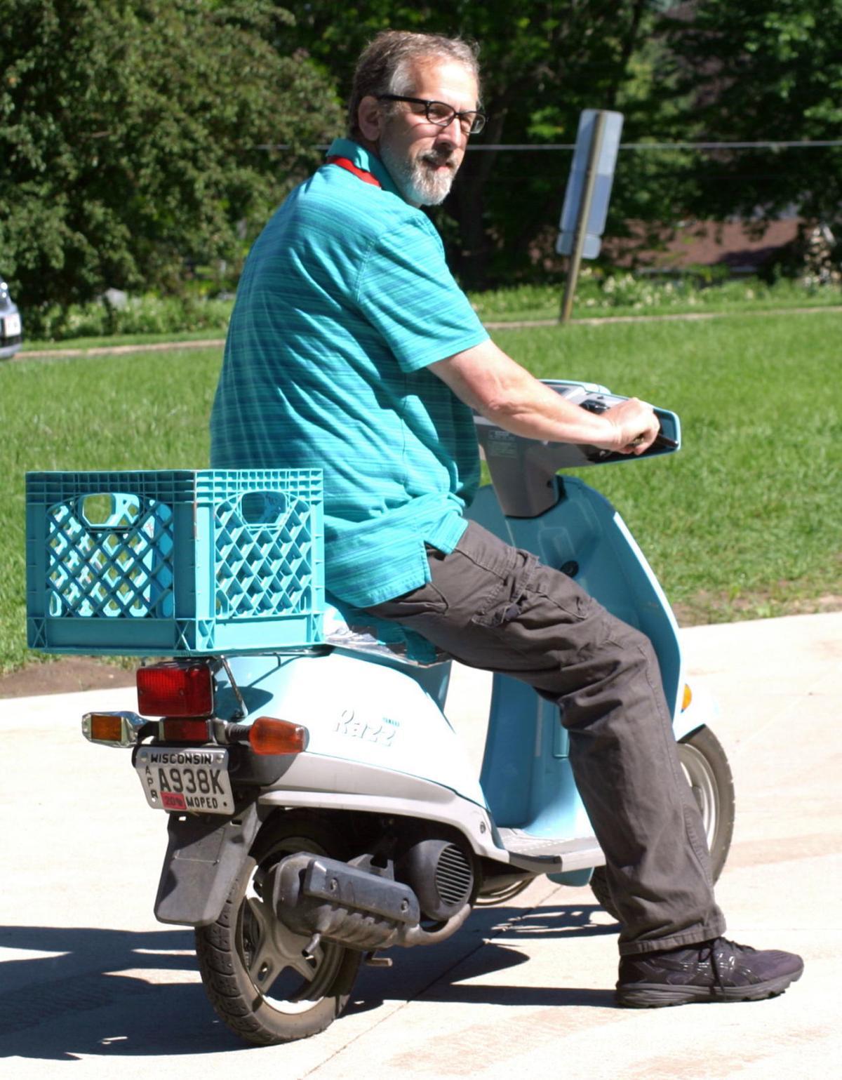 Retirement Ride