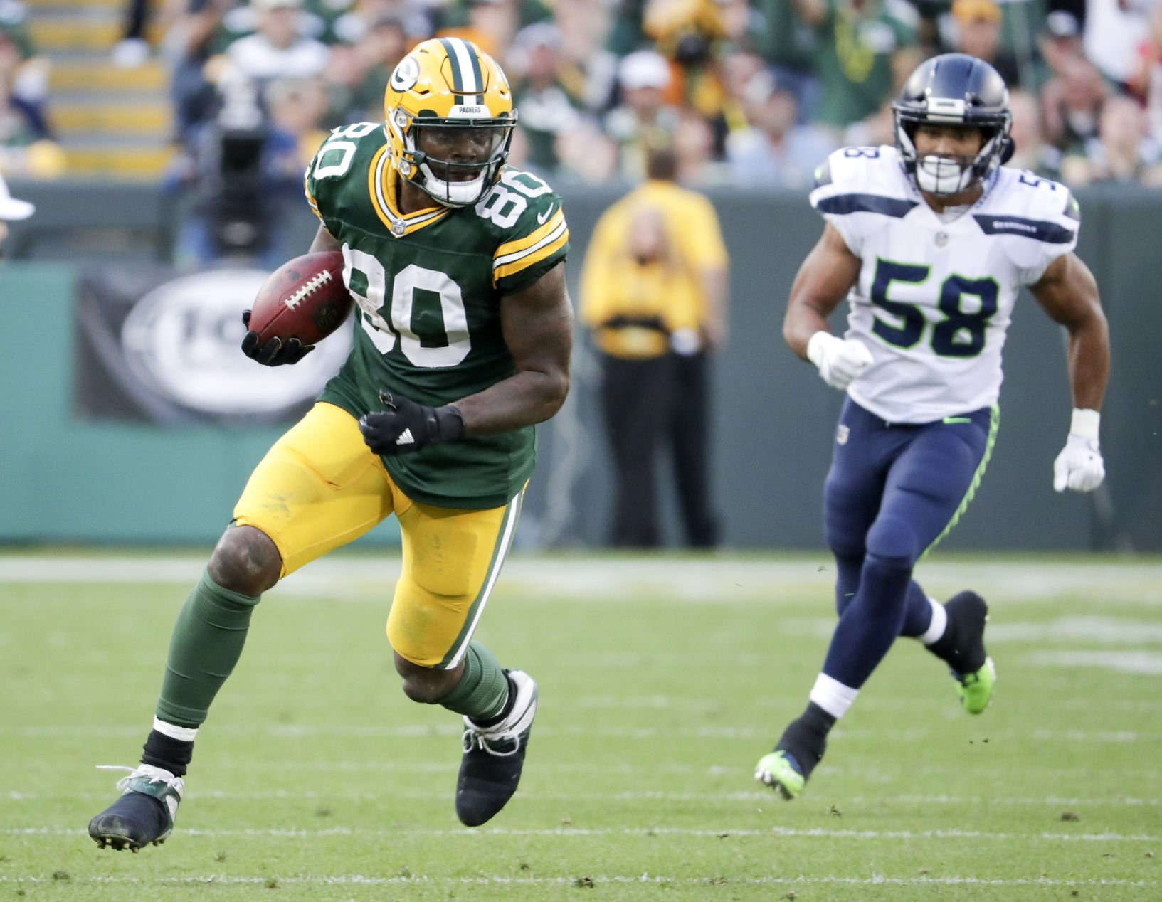Short work: Aaron Rodgers, Jordy Nelson cashing in on red zone chances