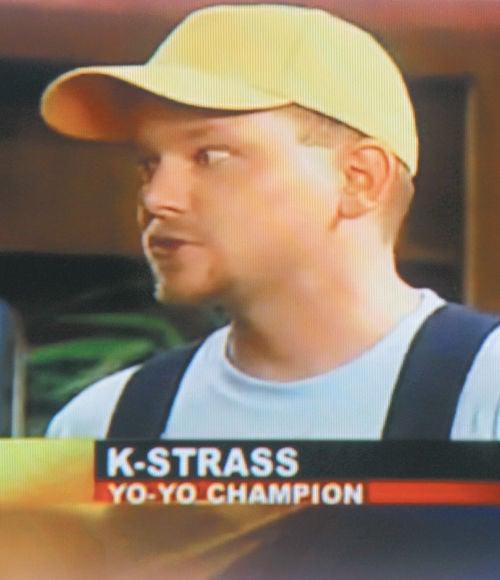 Kenny Strasser