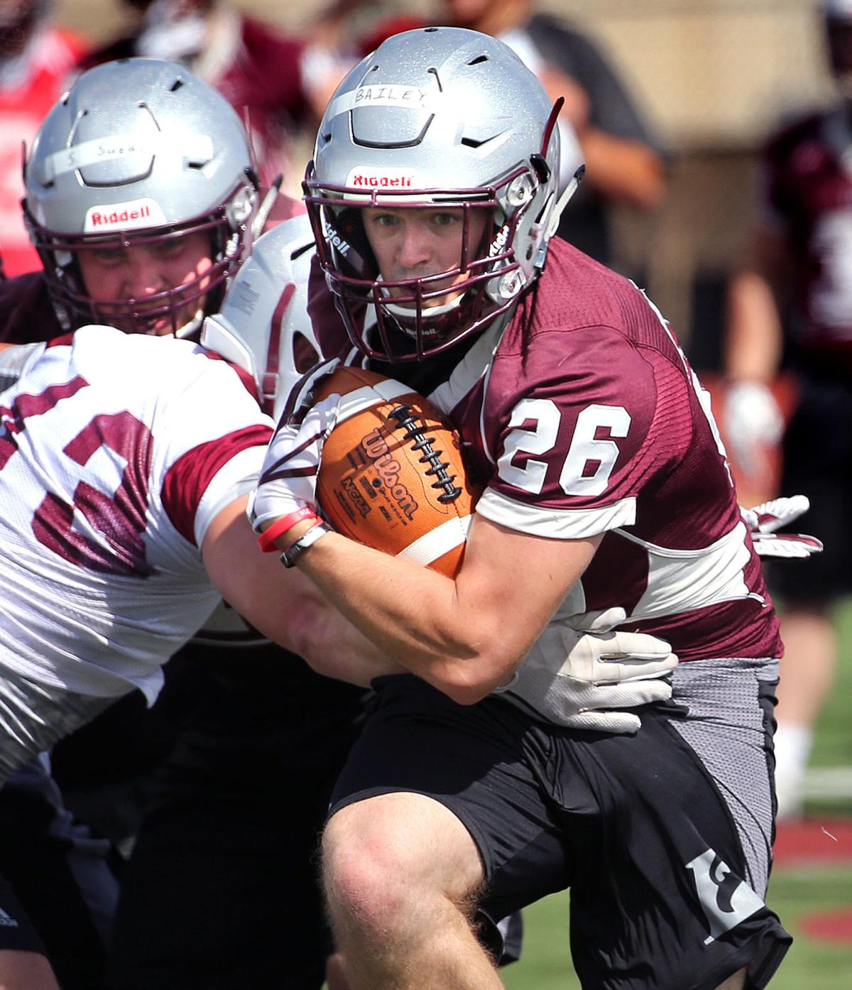 UW-La Crosse football: Smaller camp roster lessens effect of no two-a-days