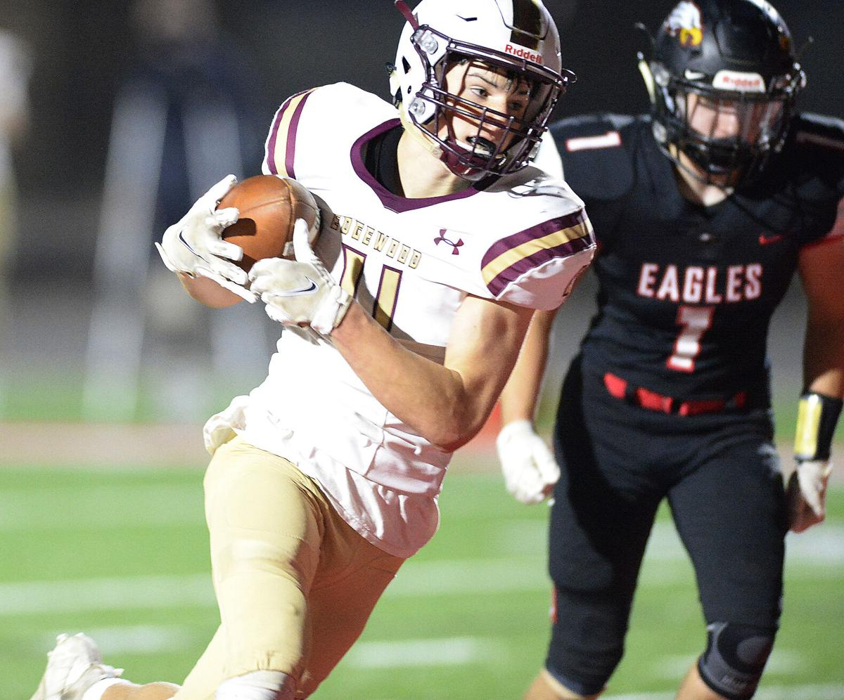 Prep football photo: Madison Edgewood's Jackson Trudgeon