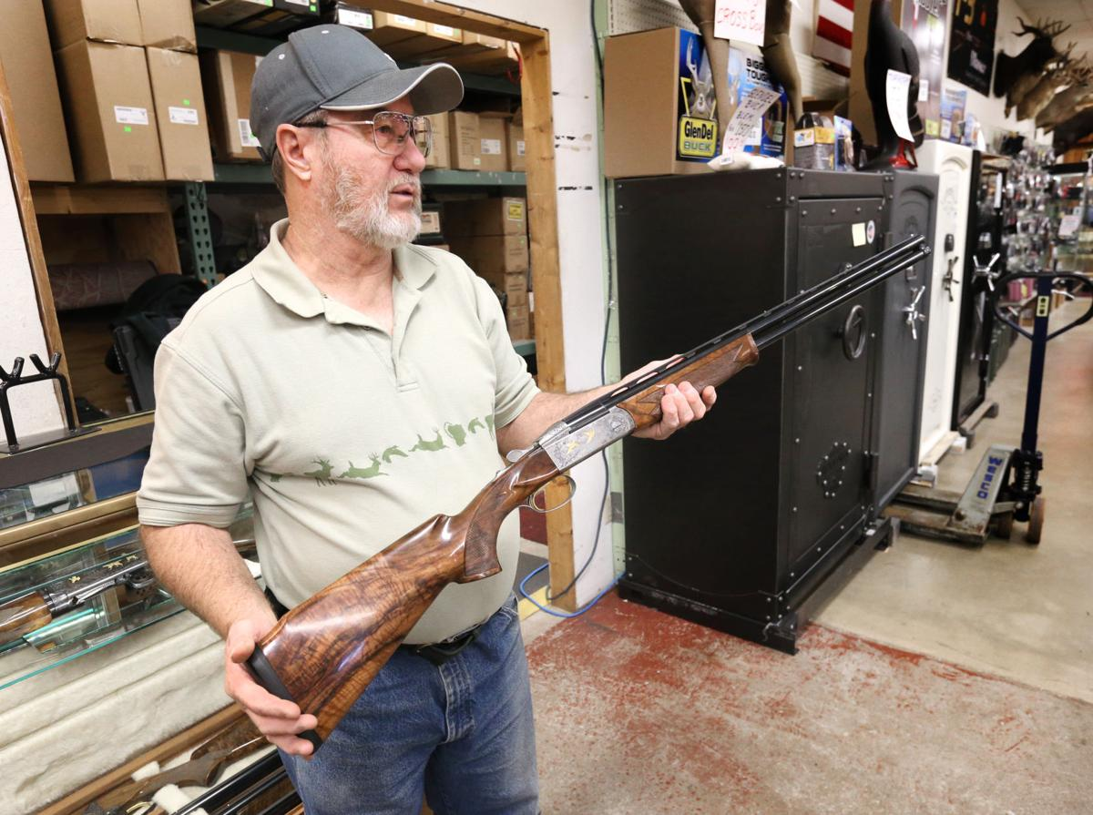 Jeff Brown: $75,000 gun might be ultimate splurge for the outdoors lover on your list
