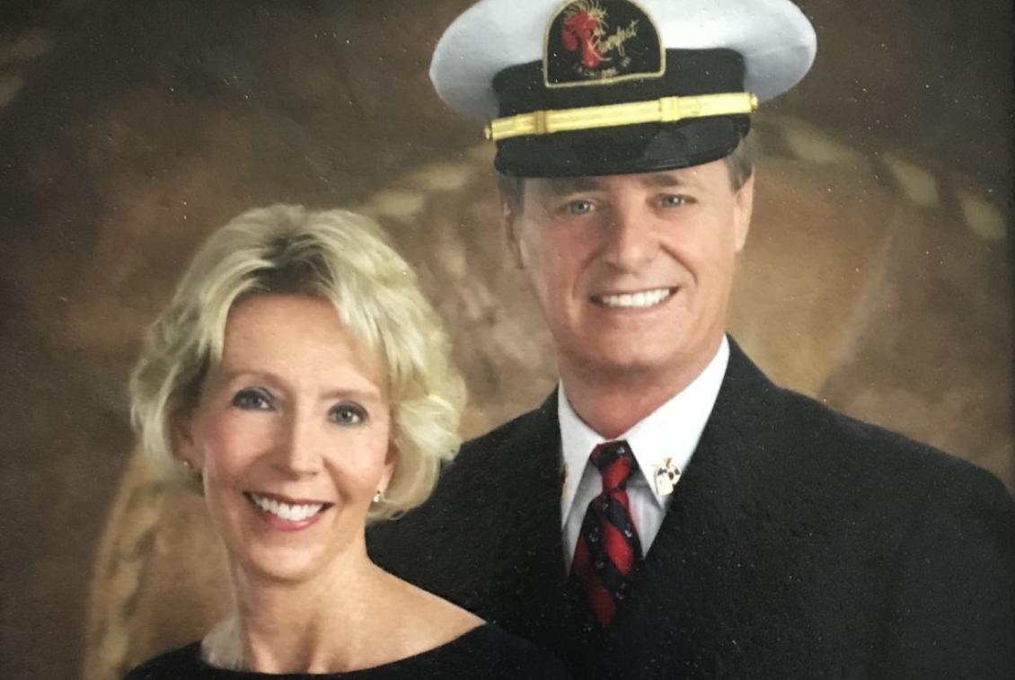 John and Linda Lyche