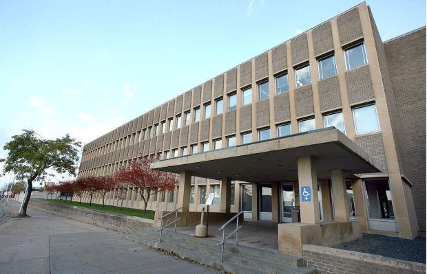 FILE -- La Crosse County Administrative Center