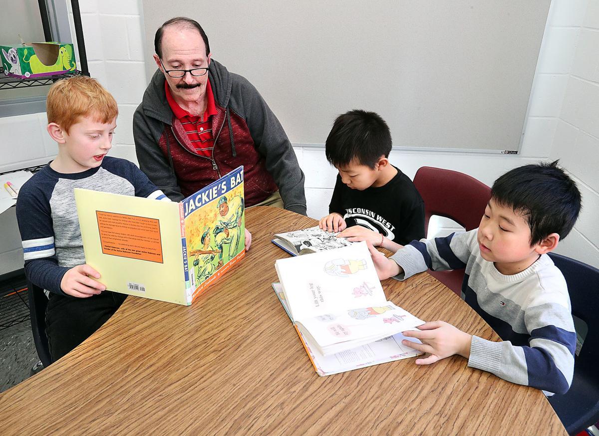 Mike Spinner tutoring