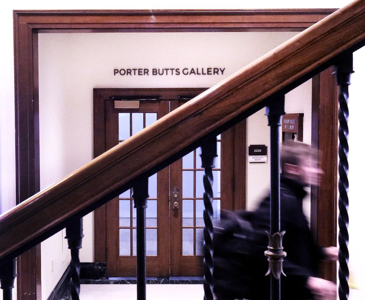 Porter Butts Gallery