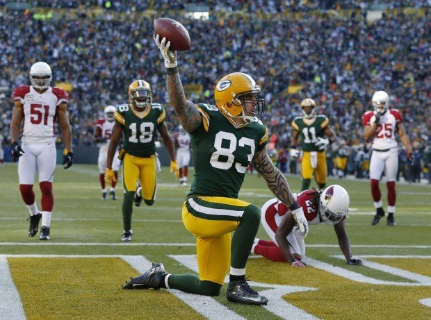 Crabtree's 72-yard TD leads Packers to 31-17 win | Football ...