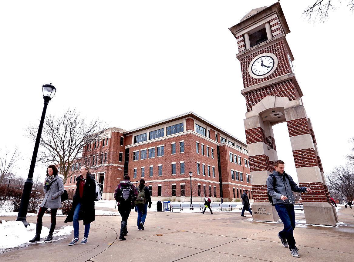 FILE -- UW-L campus