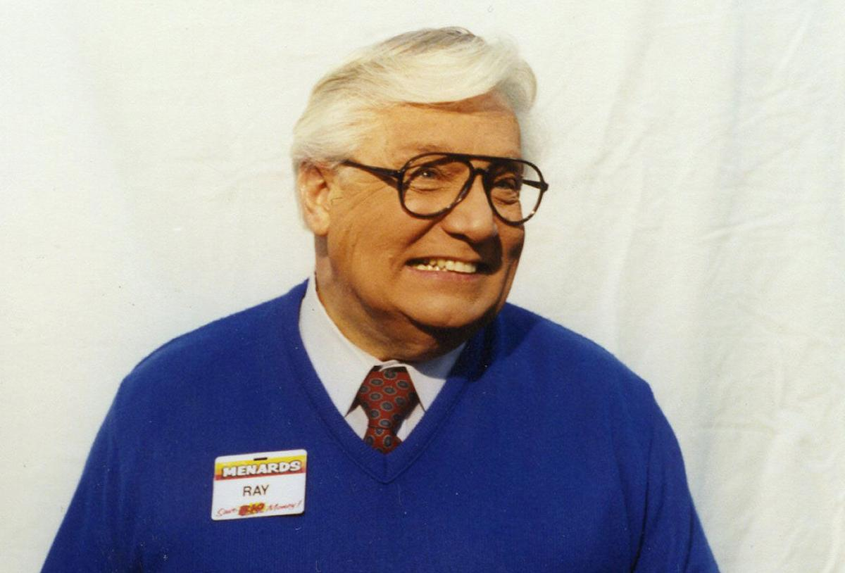 IMG RAY SZMANDA, Radio and Television Announcer