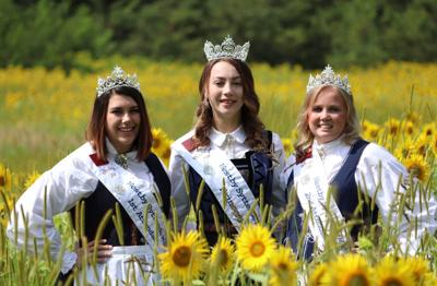 2018 Westby Syttende Mai court
