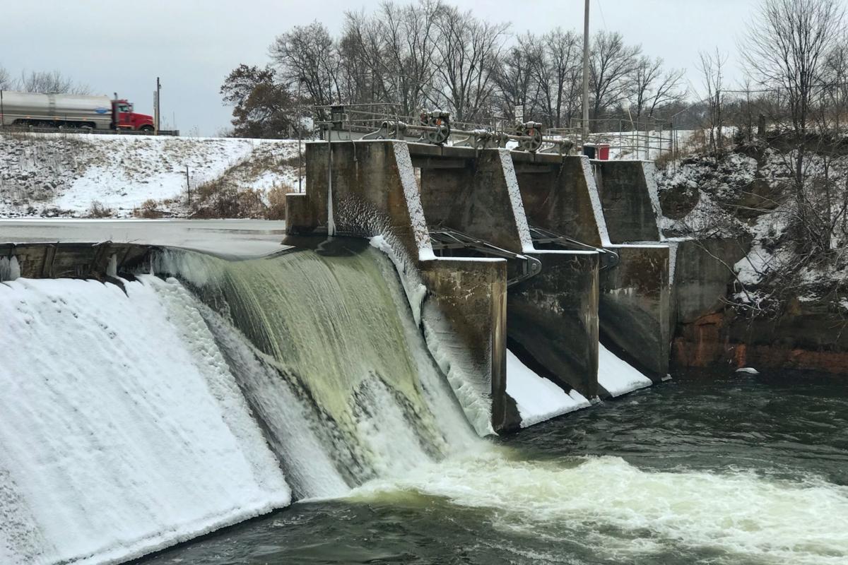 Neshonoc Dam