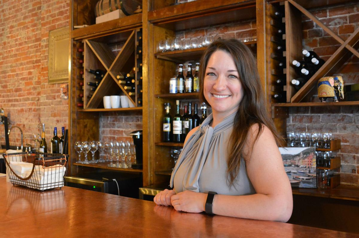 Powell opens wine bar