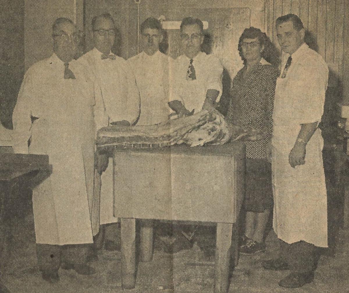 1954: Ikert's Food Market