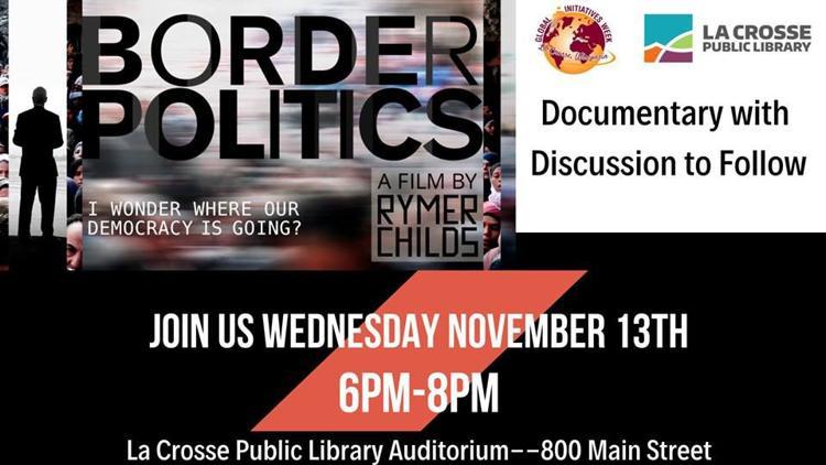 Border Politics: Documentary & Discussion