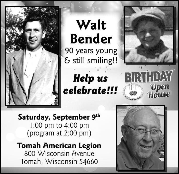 Walt Bender