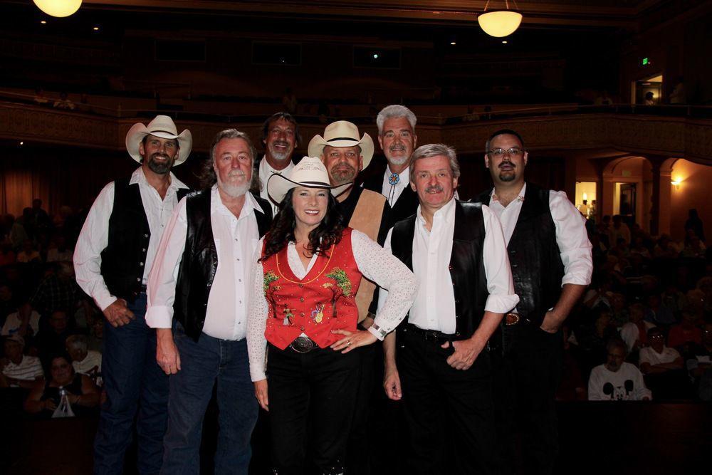 Maggie Mae and Heartland County Band