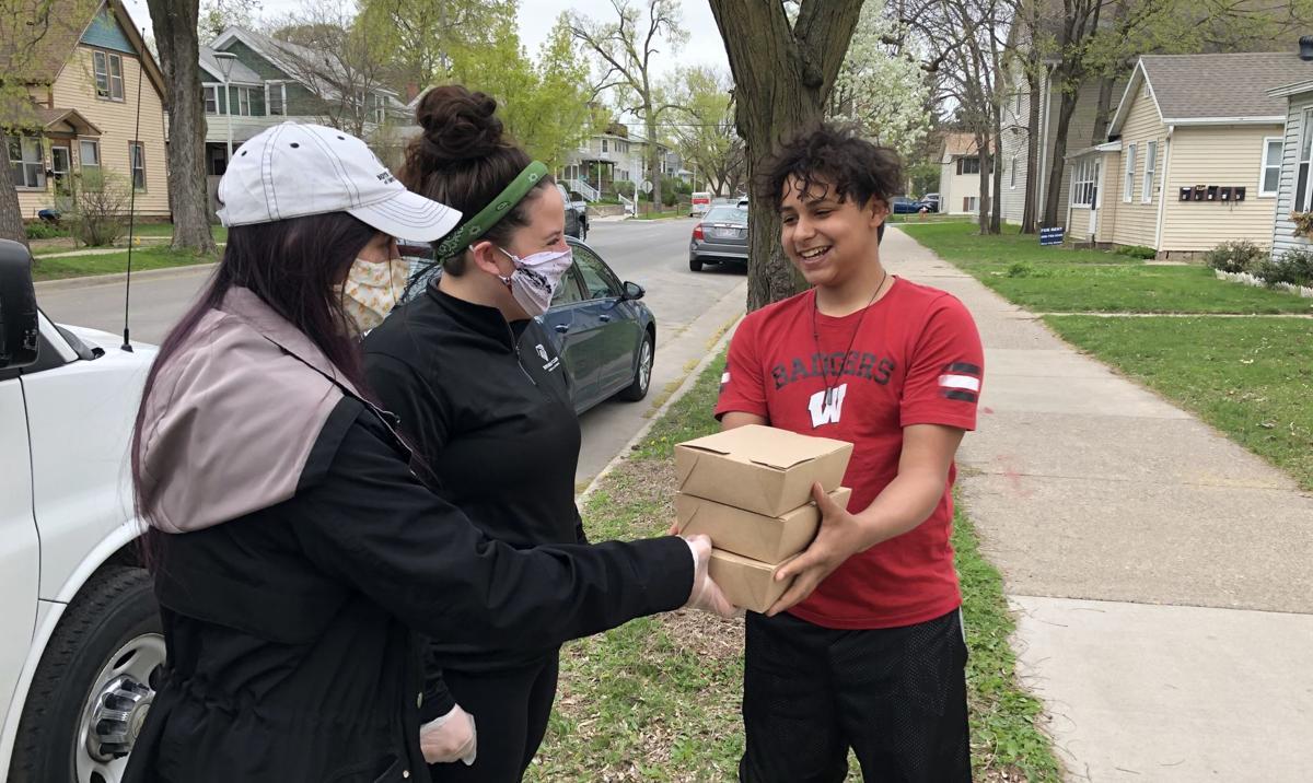 Hidden Heroes: Deliveries provide food, comfort for La Crosse area families in need
