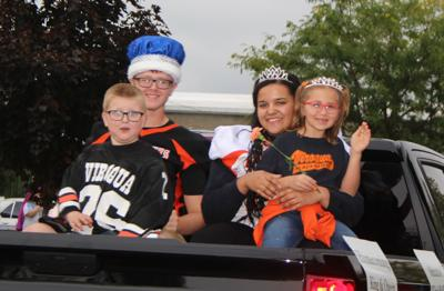 2019 VHS Homecoming king and queen