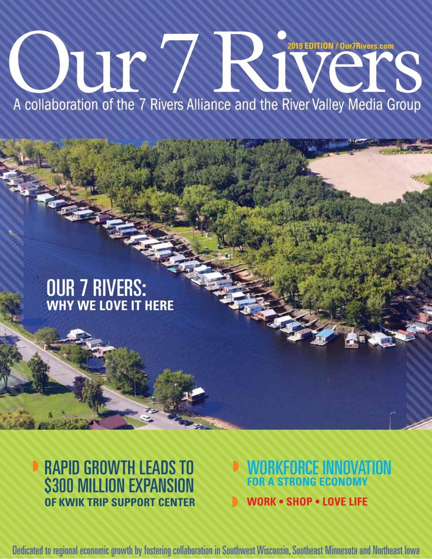PDF: Our 7 Rivers publication