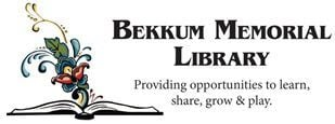 Bekkum Memorial Library new logo 2019