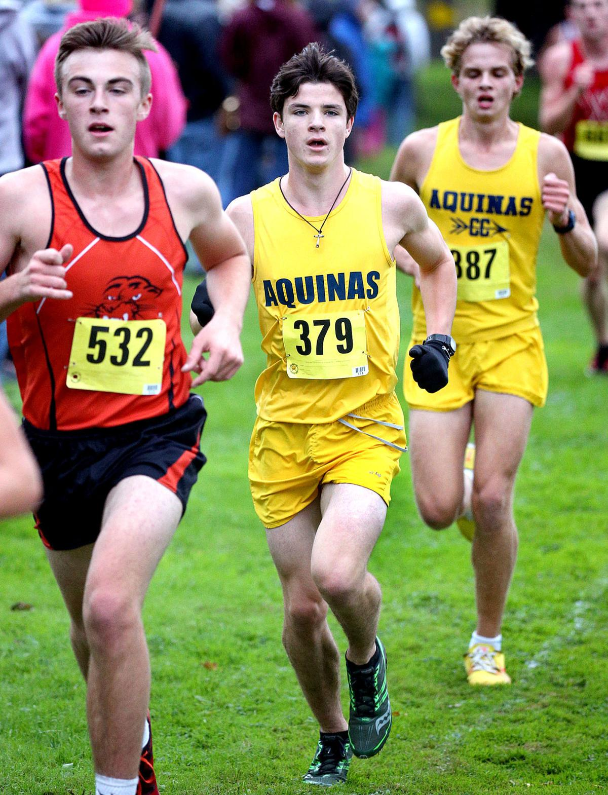 High School Cross Country: Richard Mitchell Invitational