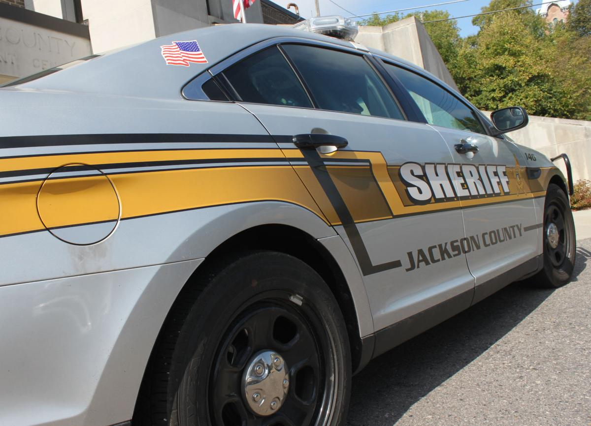 FILE -- Jackson County Sheriff's Department