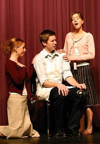 Pair of 'Odd Couple' plays offers twists