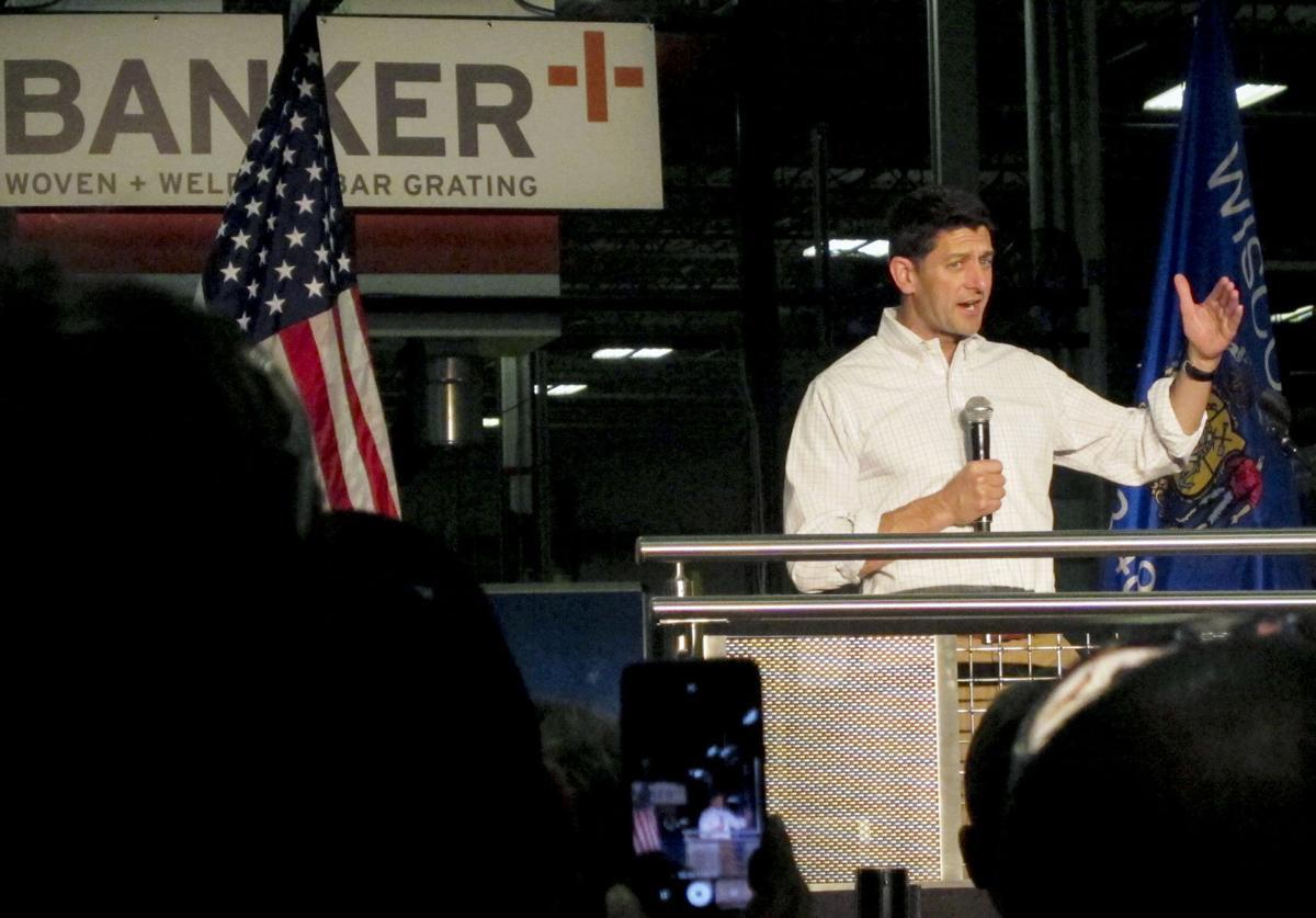 Paul Ryan WMC tax overhaul
