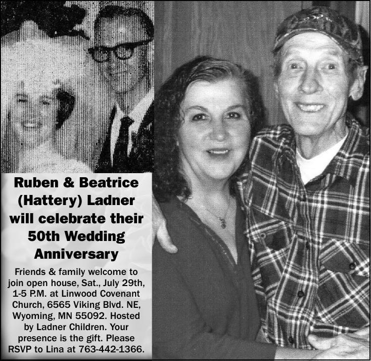 Ruben & Beatrice (Hattery) Ladner