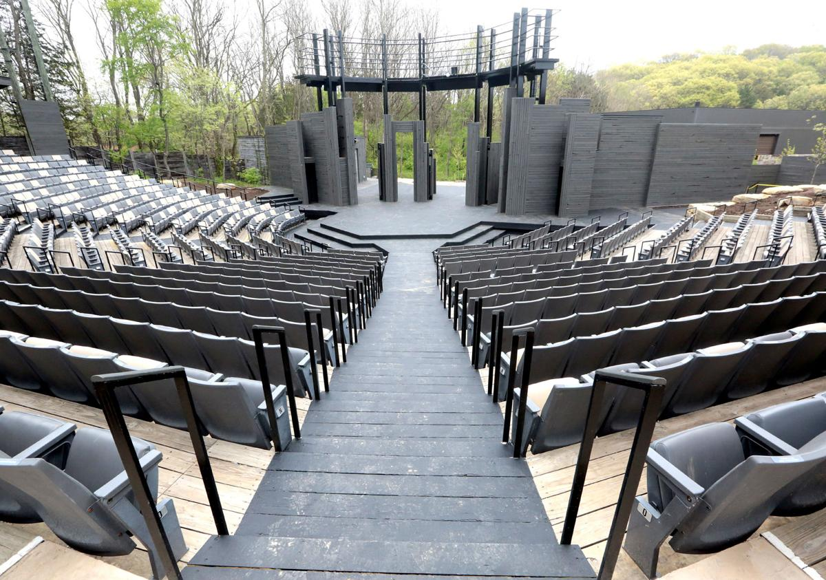 APT outdoor performance space
