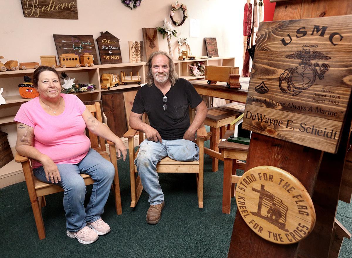 Woodchuck Woods & Gifts