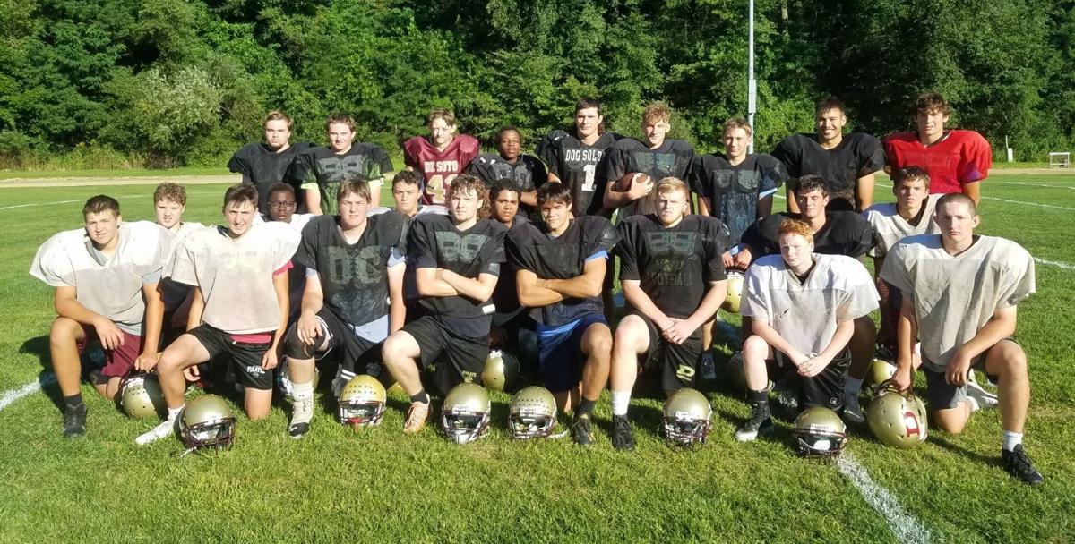 2021 De Soto High School football team