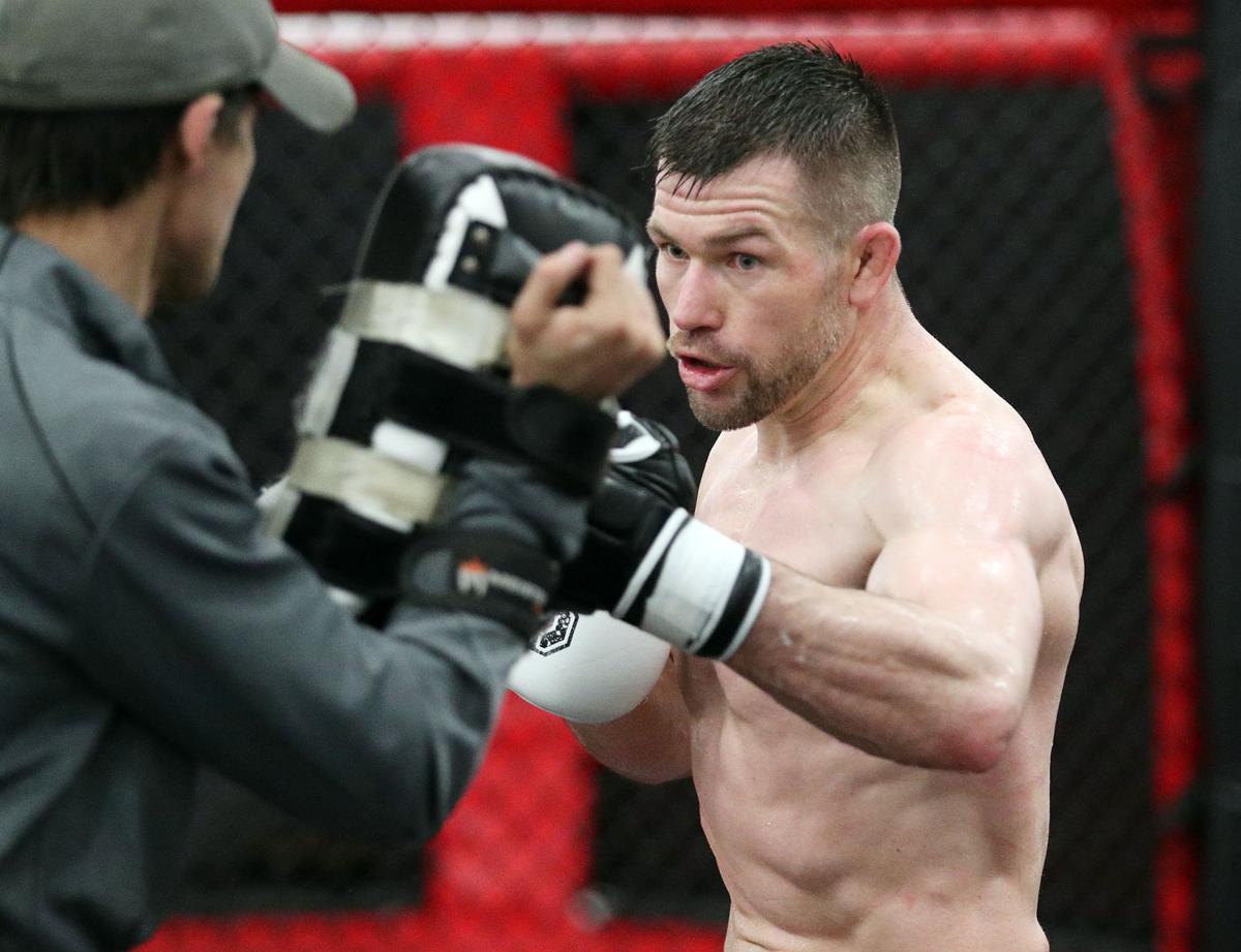 Nick Ammerman returns to fight in 3 River Throwdown XI