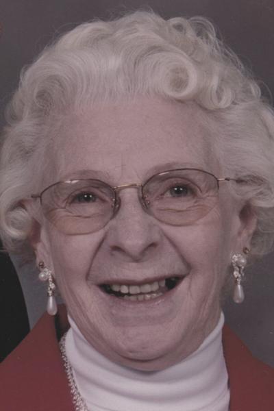 Lucille Gladys Ellefson