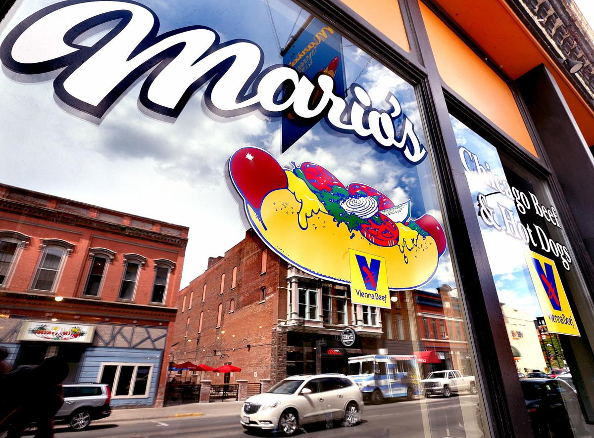 Mario's Chicago Beef & Hot Dogs