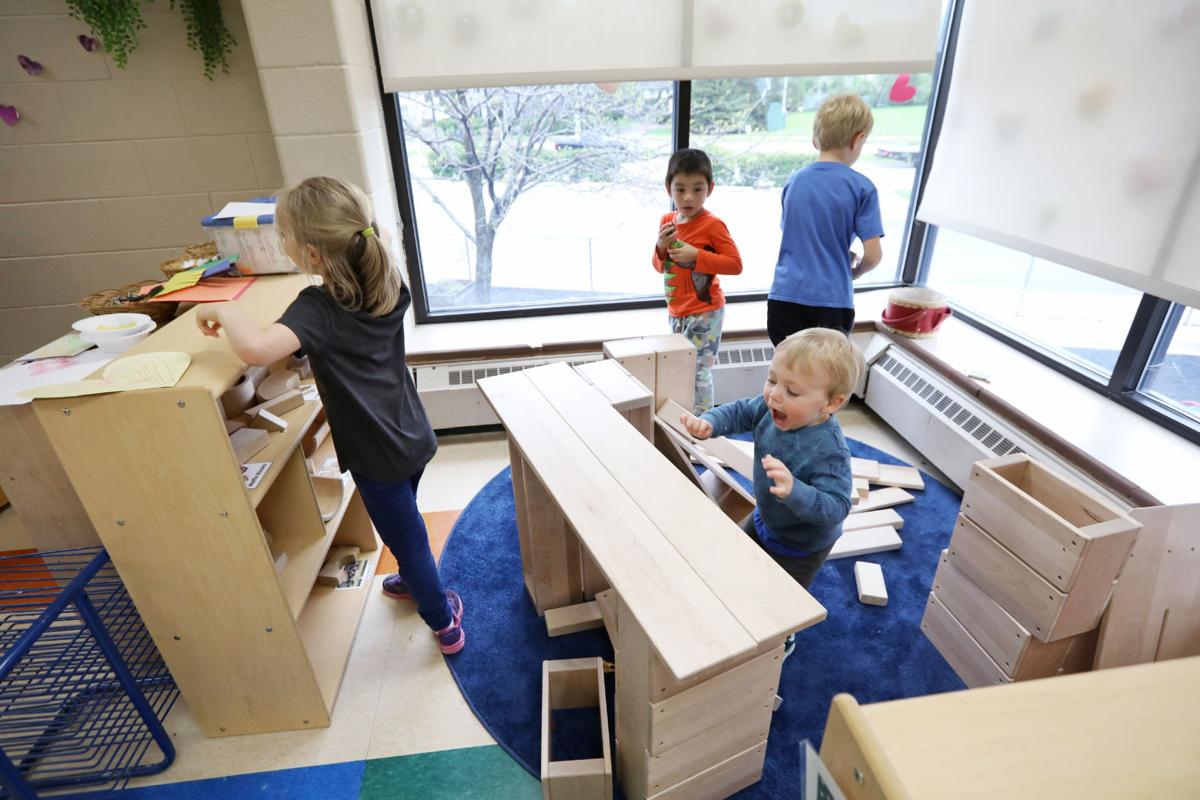 Child care at YMCA