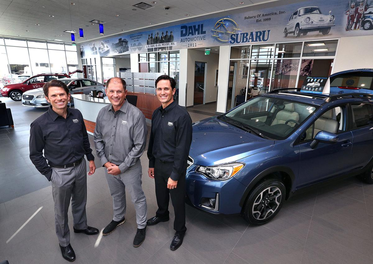 State-of-the-art Dahl Subaru facility opens in downtown La Crosse